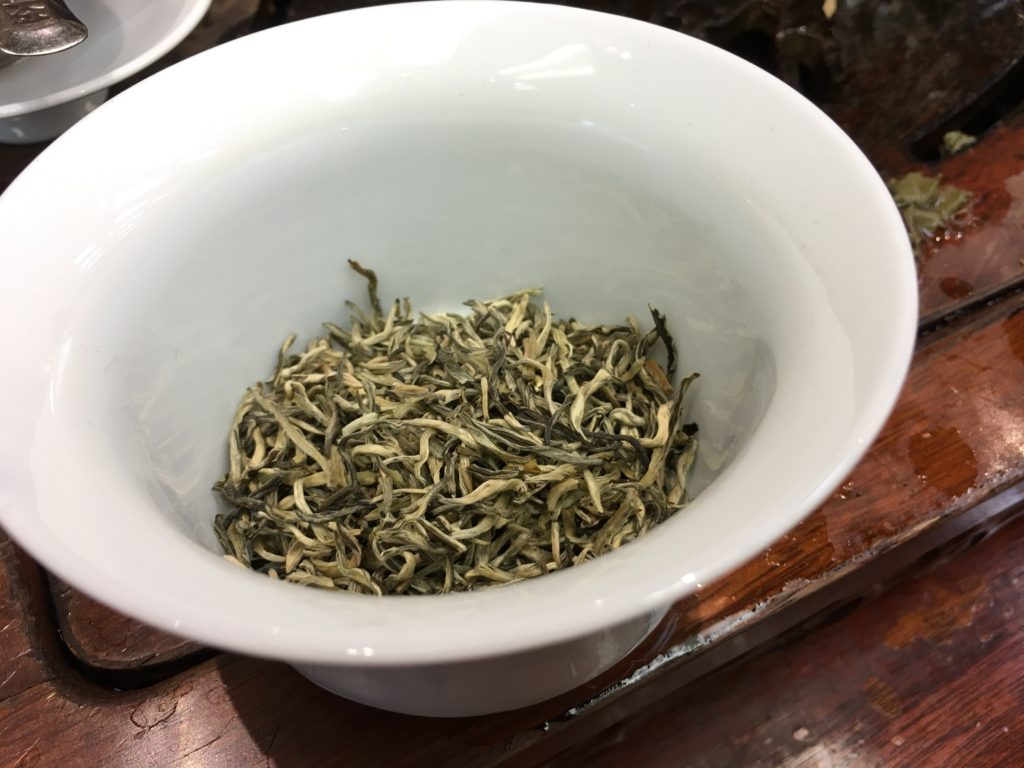 Vital Tea Leaf Jasmine White Tea