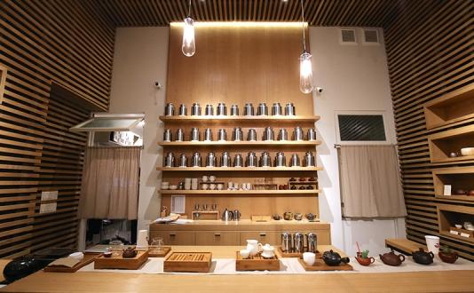 Asha Teahouse San Francisco