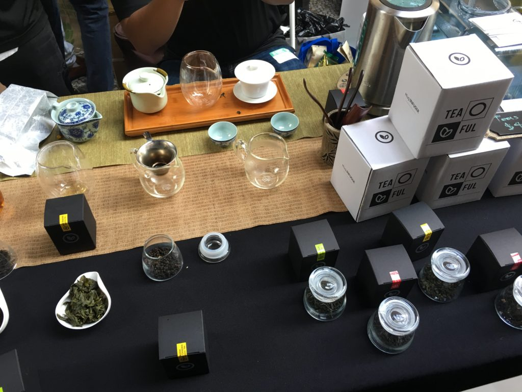 San Francisco International Tea Festival 2017 Teaful Co