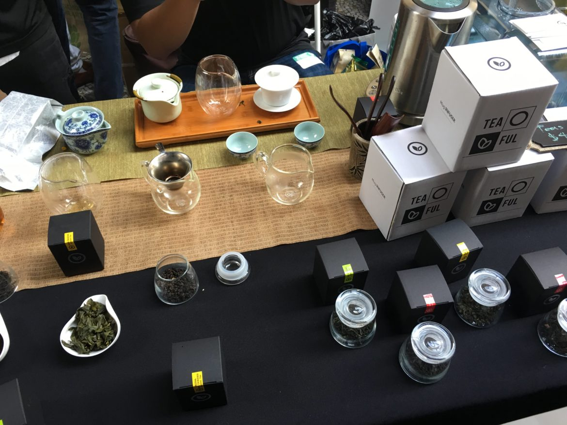 The 2017 San Francisco International Tea Festival