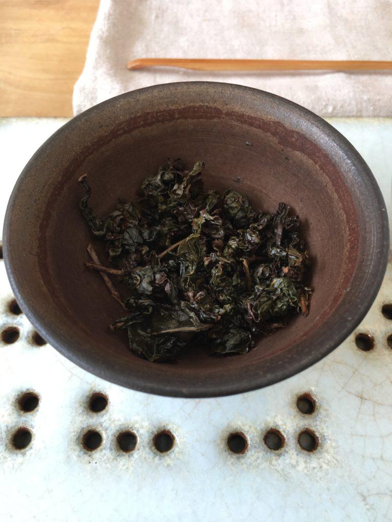 Song Tea's Bug-Bitten Oolong