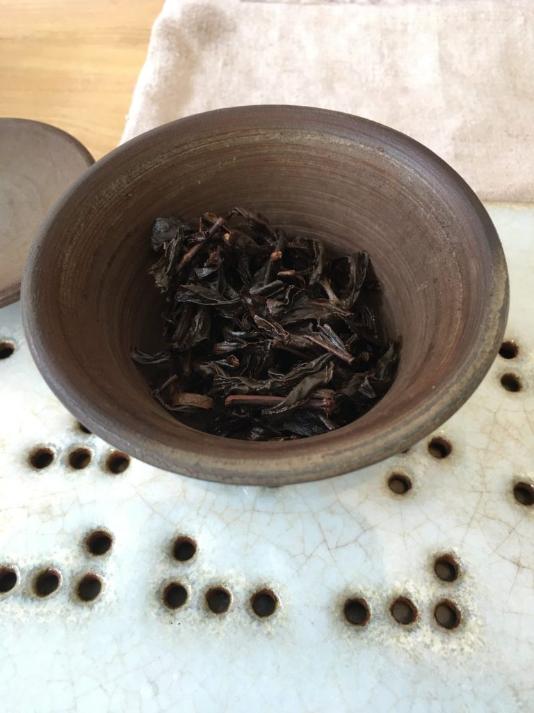 Song Tea's Formosa Yancha