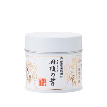 Tanchou-no-mukashi Ippodo matcha can