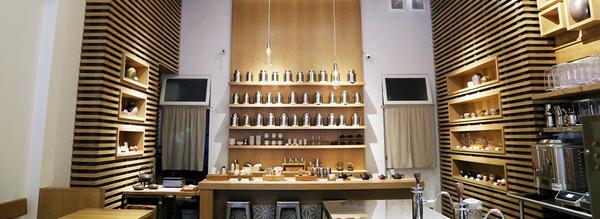 Asha teahouse SF kearny